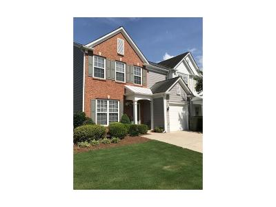 Alpharetta Condo/Townhouse For Sale: 2917 Commonwealth Circle