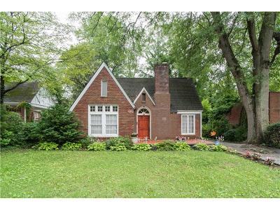 Atlanta Single Family Home For Sale: 1806 Walker Avenue