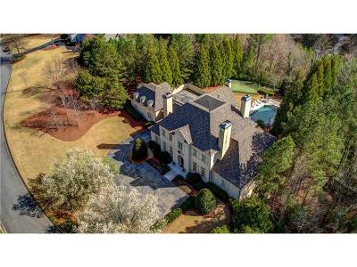 Sandy Springs GA Single Family Home For Sale: $2,099,000
