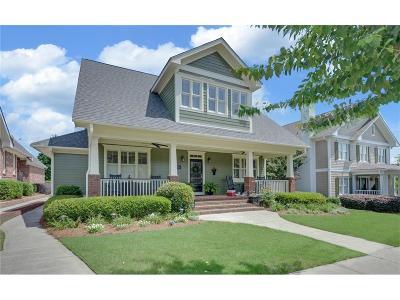 Braselton Single Family Home For Sale: 2640 Muskogee Lane