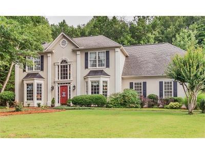 Roswell Single Family Home For Sale: 4070 Charleston Lane