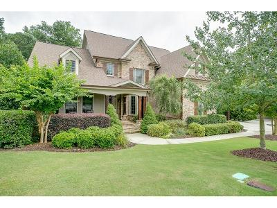 Buford Single Family Home For Sale: 3006 Walking Horse Trail