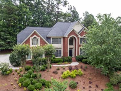 Johns Creek Single Family Home For Sale: 135 Colton Crest Drive