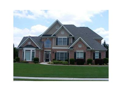 Grayson Single Family Home For Sale: 2720 Heritage Bend Court