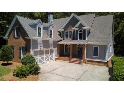 Dawsonville Single Family Home For Sale: 29 Stillwater Lane