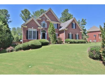 Lawrenceville Single Family Home For Sale: 1335 Thistle Gate Path