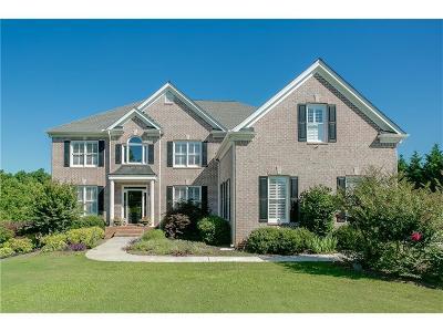 Cumming Single Family Home For Sale: 7045 Bennett Road