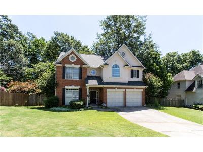Sandy Springs Single Family Home For Sale: 720 Orchard Court