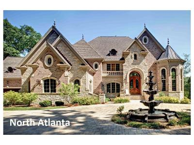 Lithonia Single Family Home For Sale: 4137 Sandy Lake Drive