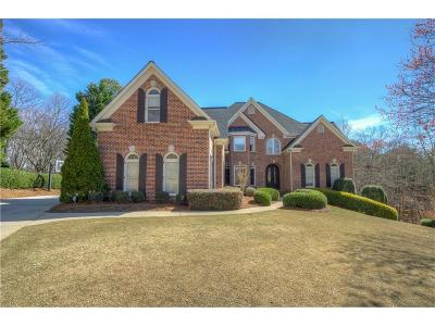 Johns Creek Single Family Home For Sale: 9885 Nature Mill Road