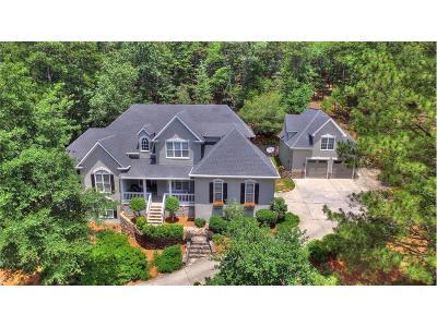Cartersville Single Family Home For Sale: 5 Pembroke Lane