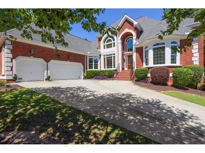 Alpharetta Single Family Home For Sale: 315 Sharpe Lane