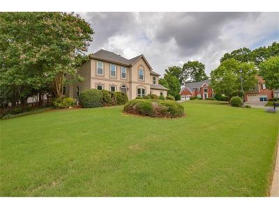 Johns Creek Single Family Home For Sale: 105 Springlaurel Court