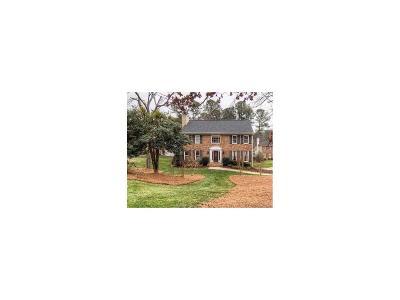 Roswell Single Family Home For Sale: 4212 Schooner Court