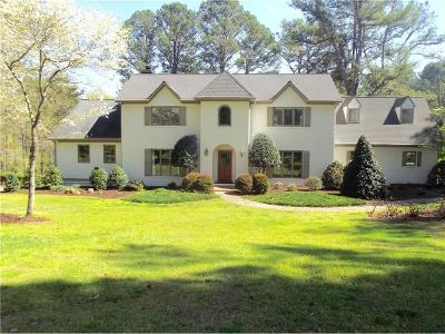 Cherokee County Single Family Home For Sale: 165 Crowe Road