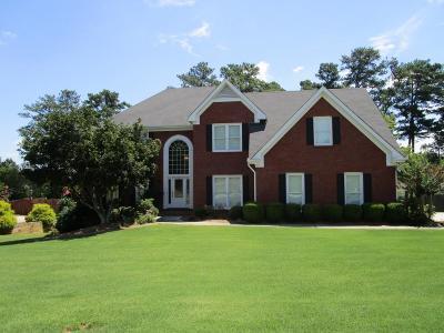 Grayson Single Family Home For Sale: 1710 Carlington Court