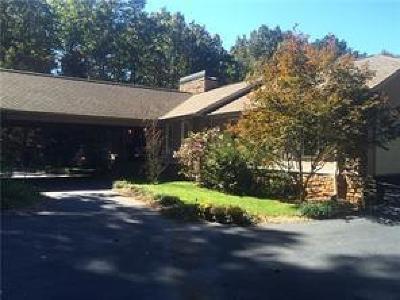 White Single Family Home For Sale: 41 Wolf Ridge Trail NE