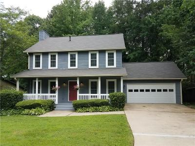 Alpharetta Single Family Home For Sale: 10925 Indian Village Drive