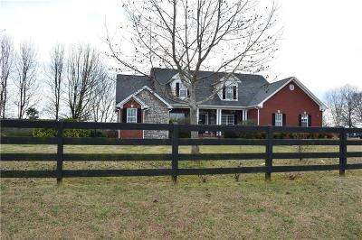 Dawsonville Single Family Home For Sale: 1085 Blue Ridge Overlook