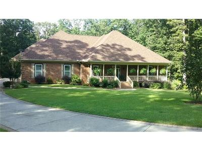 Buford Single Family Home For Sale: 3978 Hamilton Mill Road