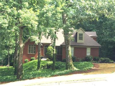 Roswell Single Family Home For Sale: 565 Shirerokes Court