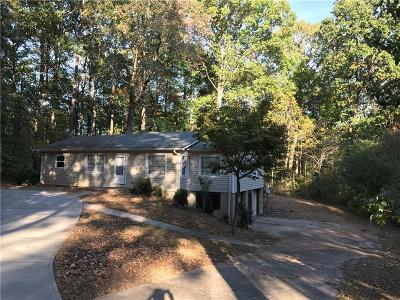 Union City Single Family Home For Sale: 6190 Ward Road