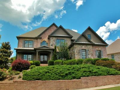 Buford Single Family Home For Sale: 3039 Hidden Falls Drive