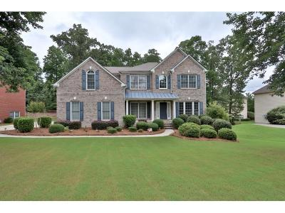 Lawrenceville Single Family Home For Sale: 1841 River Crest Way