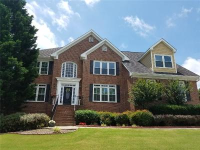 Lilburn Single Family Home For Sale: 1395 Country Lake Drive