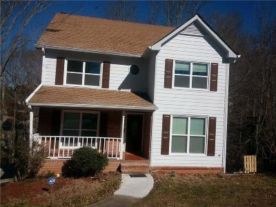 Lawrenceville Single Family Home For Sale: 1935 Tyler Trace