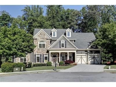 Dunwoody Single Family Home For Sale: 1465 Valley View Manor