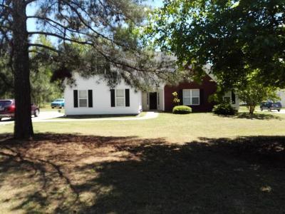 Snellville Single Family Home For Sale: 3350 Centerville Rosebud Road