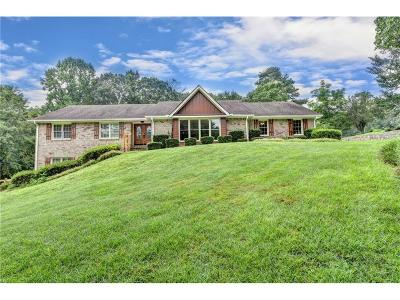 Grayson Single Family Home For Sale: 1418 Pinehurst Road