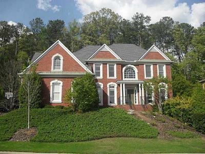 Alpharetta Single Family Home For Sale: 8485 High Hampton Chase