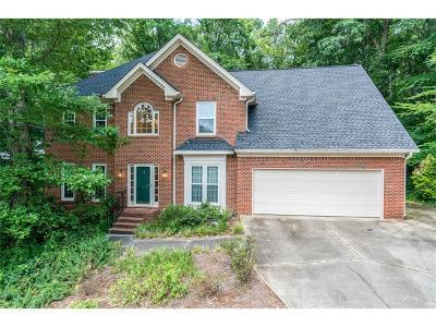 Lilburn Single Family Home For Sale: 1101 Timber Glen Court