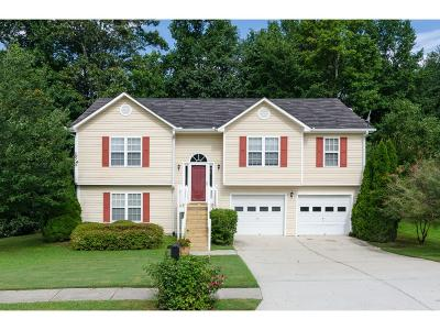 Dacula Single Family Home For Sale: 2460 Fort Daniels Drive