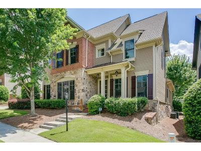 Alpharetta Single Family Home For Sale: 10912 Waters Road