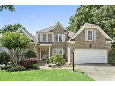 Single Family Home For Sale: 4616 Tiger Lily Way NW