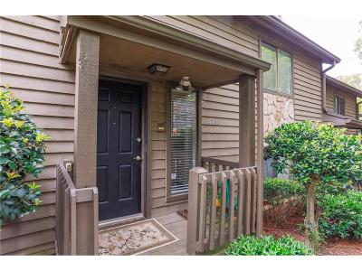 Brookhaven Condo/Townhouse For Sale: 4200 D Youville Trace