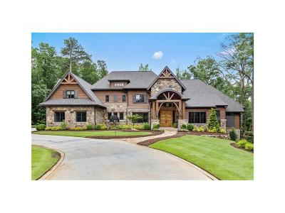 Gwinnett County Single Family Home For Sale: 4814 Kettle River Point