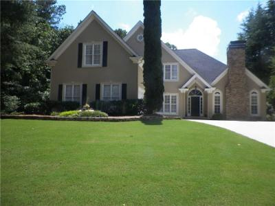 Johns Creek Single Family Home For Sale: 12340 Preserve Lane