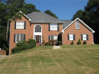 Lilburn Single Family Home For Sale: 2511 Meadow Grove Way SW
