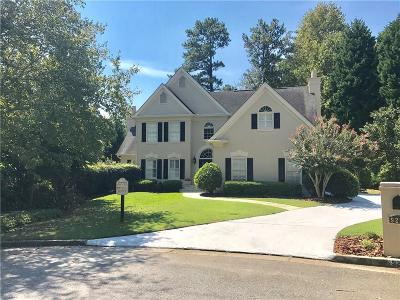 Johns Creek Single Family Home For Sale: 9290 Waits Ferry Crossing