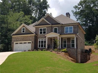 Sandy Springs GA Single Family Home For Sale: $779,000