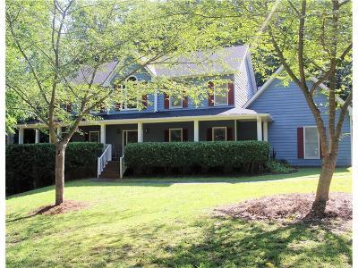 Loganville Single Family Home For Sale: 1160 Windridge Drive