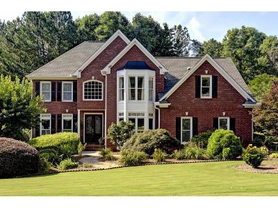 Mableton Single Family Home For Sale: 708 Vinings Estates Drive