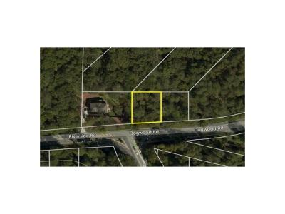 Roswell  Residential Lots & Land For Sale: Riverside Road
