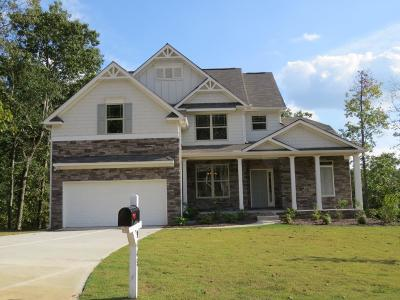 Cumming GA Single Family Home For Sale: $316,329