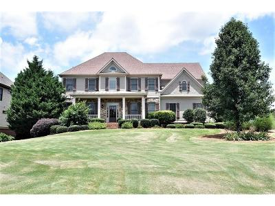 Cumming Single Family Home For Sale: 3940 Copper Leaf Lane