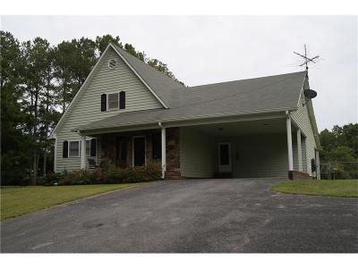 Calhoun Single Family Home For Sale: 418 Lance Road NE